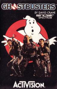 Ghostbusters ZX Spectrum Box