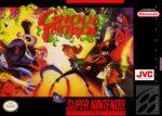 Ghoul Patrol SNES Box