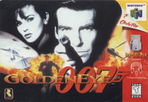 GoldenEye 007 Box
