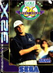 Golf Magazine - 36 Great Holes Starring Fred Couples Mega Drive 32X Box