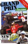 Grand Prix Simulator C64 Box