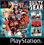 Guilty Gear European PlayStation Box