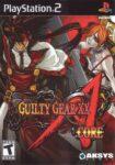 Guilty Gear XX Accent Core PS2 Box