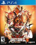 Guilty Gear Xrd -SIGN- PS4 Box