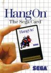 Hang-On European Box