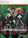 Hard Corps - Uprising Xbox 360 Box