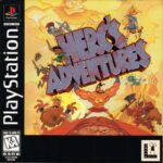 Herc's Adventures PS Box