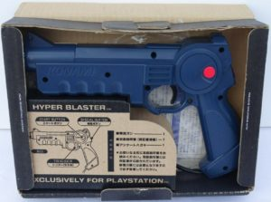 Hyper Blaster Japanese Light Gun