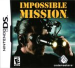Impossible Mission DS Box