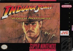 Indiana Jones' Greatest Adventures Box