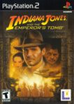 Indiana Jones and the Emperor's Tomb PS2 Box