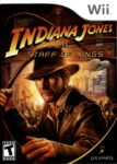 Indiana Jones and the Staff of Kings Wii Box