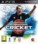International Cricket 2010 PS3 Box