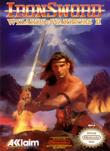 Ironsword Wizards and Warriors II Box