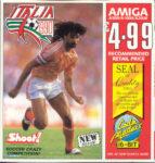 Italia 1990 Amiga Box