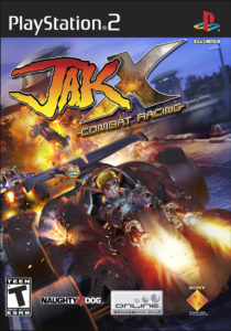 Jak X Combat Racing Box