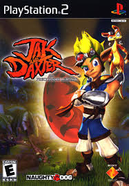 Jak and Daxter The Precursor Legacy Box