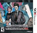 Jake Hunter Detective Story - Ghost of the Dusk 3DS Box