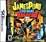 James Pond Codename Robocod DS Box