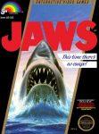 Jaws NES Box