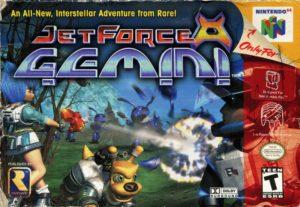 Jet Force Gemini Box