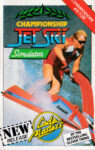 Jet Ski Simulator C64 Box
