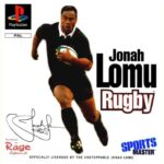 Jonah Lomu Rugby PS Box