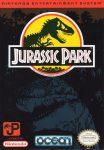 Jurassic Park NES Box