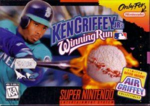 Ken Griffey Jr.'s Winning Run Box