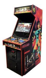 Killer Instinct 2 Arcade Cabinet