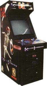 Killer Instinct Arcade Cabinet