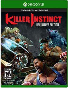 Killer Instinct Definitive Edition Box