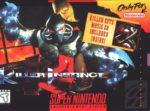 Killer Instinct SNES Box