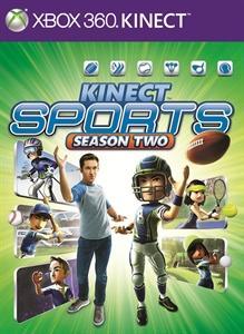 Kinect Sports Season Two Box