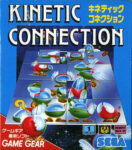 Kinetic Connection Game Gear Japanese Box