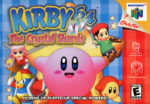 Kirby 64 The Crystal Shards Box