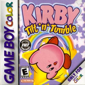 Kirby Tilt n Tumle Box