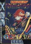 Knuckles' Chaotix Mega Drive 32X Box