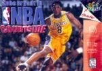 Kobe Bryant in NBA Courtside Box