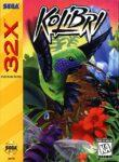 Kolibri Sega 32X Box