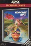 Koronis Rift C64 Box