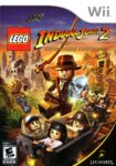 LEGO Indiana Jones 2 - The Adventure Continues Wii Box