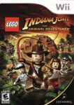 LEGO Indiana Jones - The Original Adventures Wii Box