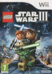LEGO Star Wars III - The Clone Wars Wii Box