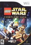 LEGO Star Wars - The Complete Saga Wii Box