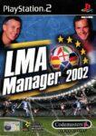 LMA Manager 2002 PS2 Box