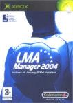 LMA Manager 2004 Xbox Box