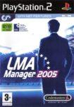 LMA Manager 2005 PS2 Box