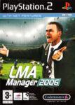 LMA Manager 2006 PS2 Box