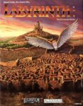 Labyrinth C64 Box